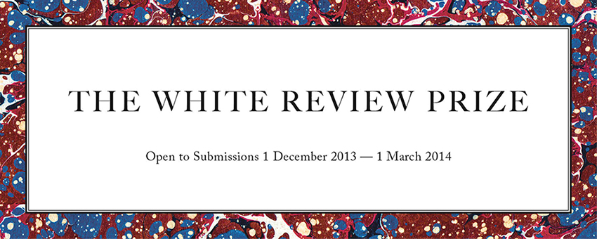The White Review Prize