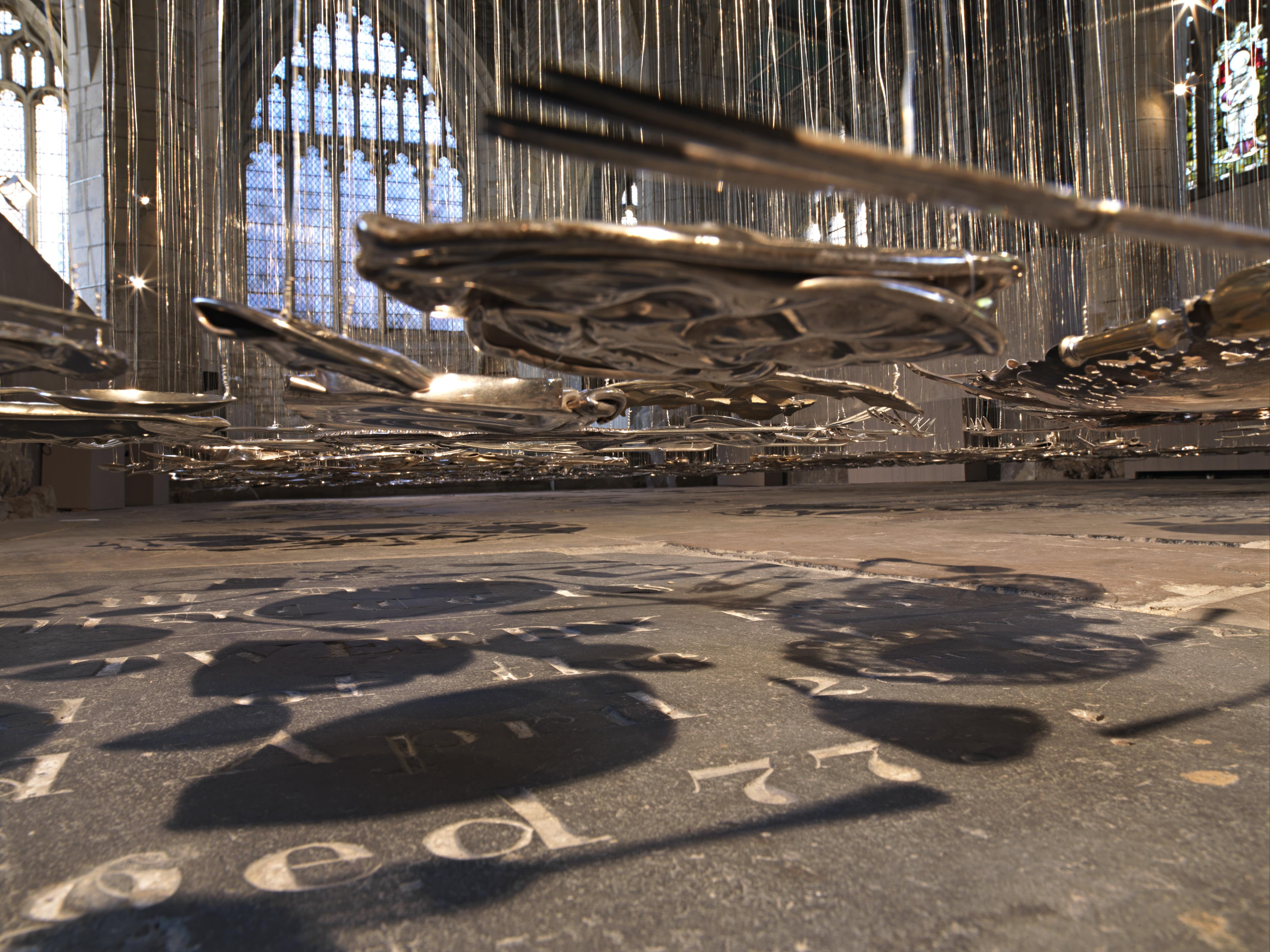 Interview with cornelia parker the white review