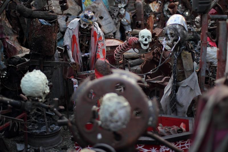 Haitian Art And National Tragedy The White Reviewthe