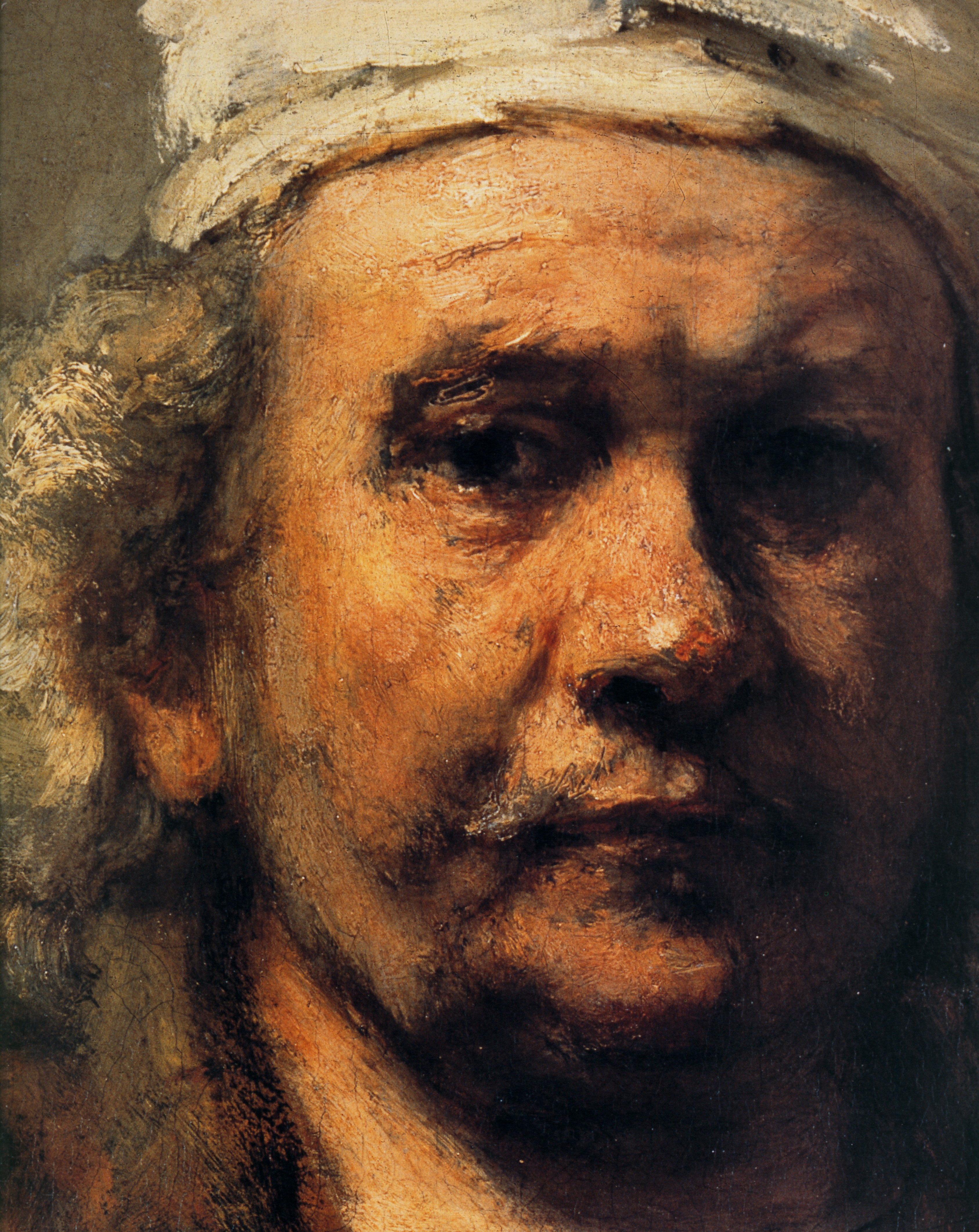 Rembrandt Self Portraits - Lessons - Tes Teach