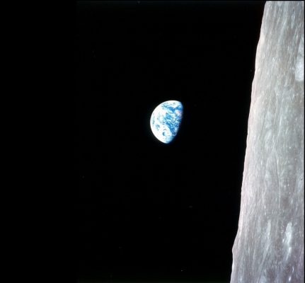 Earthrise - Original Perspective